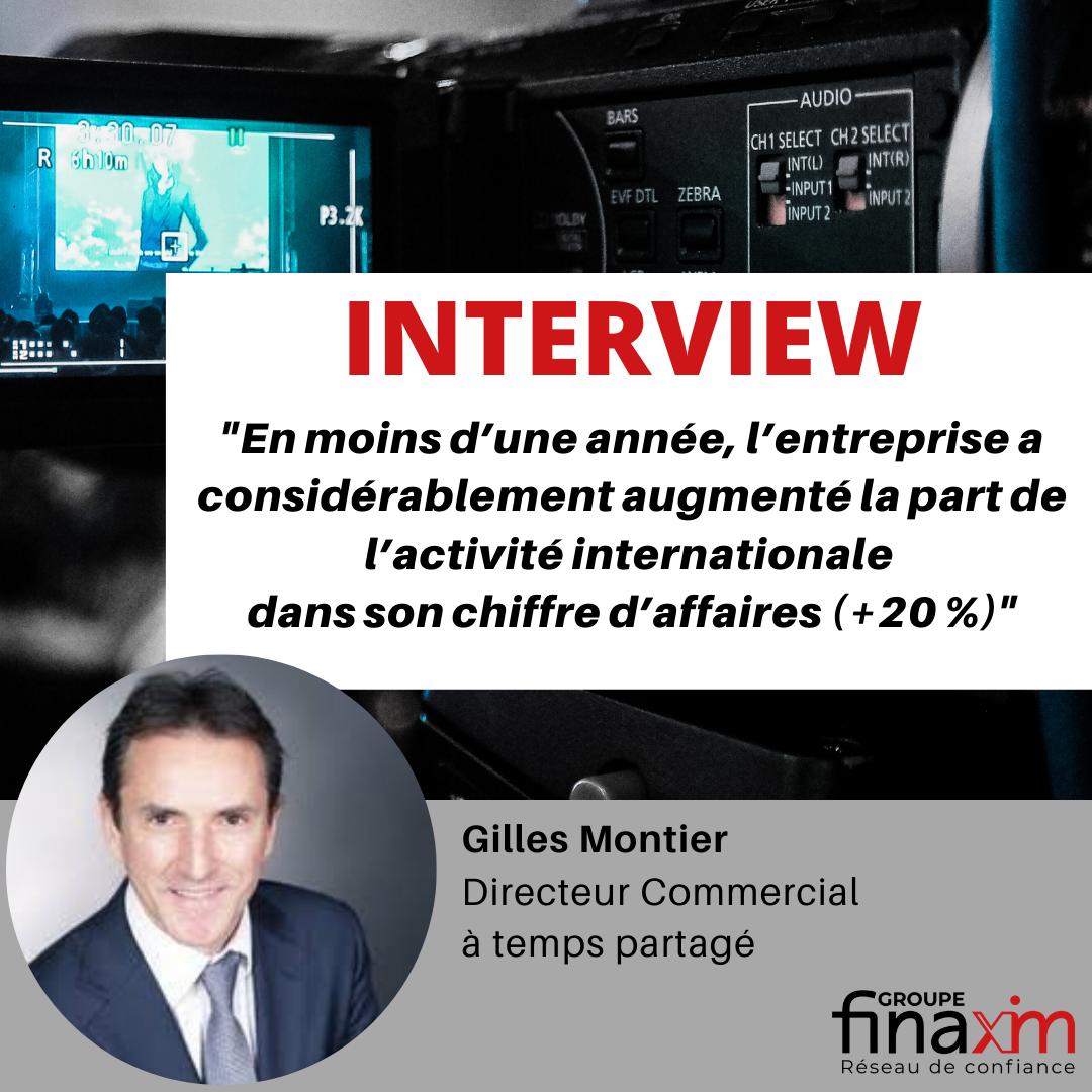 Cas client Gilles Montier